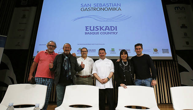 Gastronomika detona su explosión oriental en San Sebastián