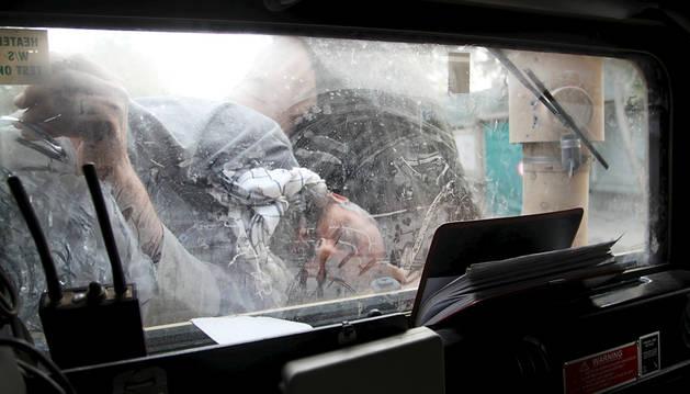 Tres muertos en el bombardeo de un hospital en Kunduz (Afganistán)