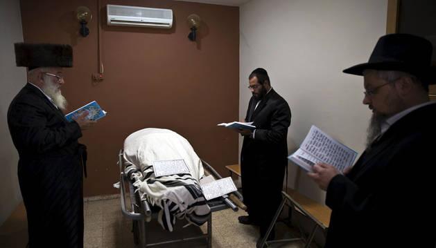 Dos israelíes fueron asesinados el sábado en la Ciudad Vieja de Jerusalén.