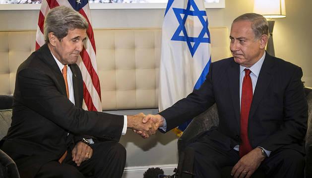 Netanyahu convoca a los altos mandos tras el asesinato de dos israelíes