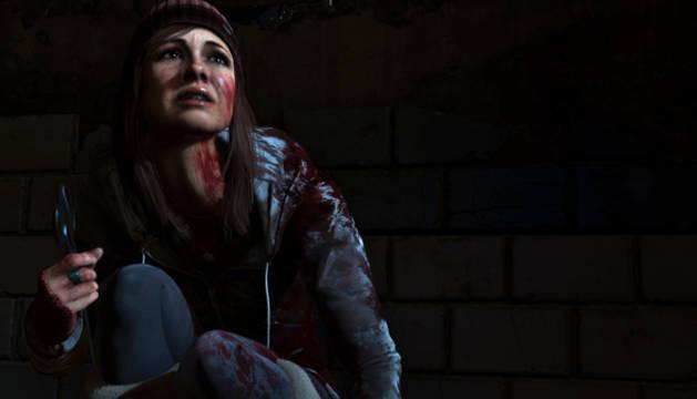 Imagen del juego 'Until Dawn'.