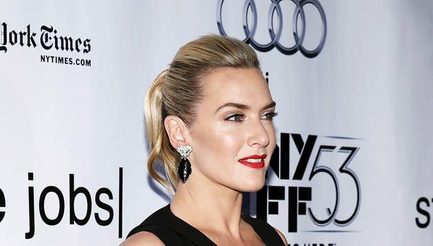 Los 40 fabulosos e hiperactivos años de Kate Winslet