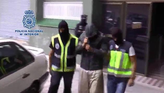 Desmantelada una red de captación yihadista muy activa en España y Marruecos