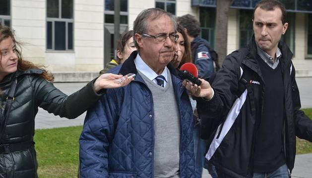 Jornada de declaraciones por el 'Caso Osasuna'