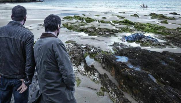 Cartel de 'La playa de los ahogados'.