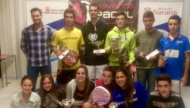 Campeones Navarros Sub23.