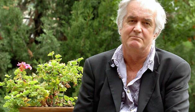 Foto de archivo tomada el 14 de septiembre de 2004 del escritor de novela negra sueco Henning Mankell en Barcelona.