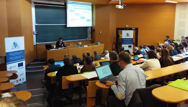 Primer Encuentro Internacional de Campus Transfronterizos en Pau