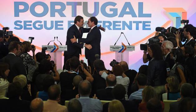 Los conservadores revalidan su triunfo, pero gobernarán Portugal en minoría