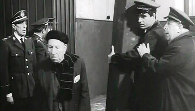 Fotograma de la película 'El verdugo'.