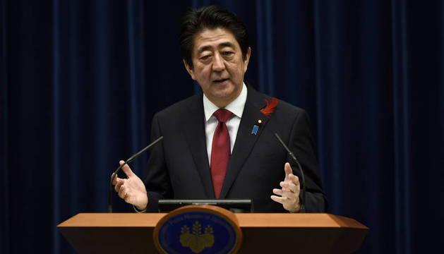 Shinzo Abe cree que las condiciones del TPP son favorables para Japón