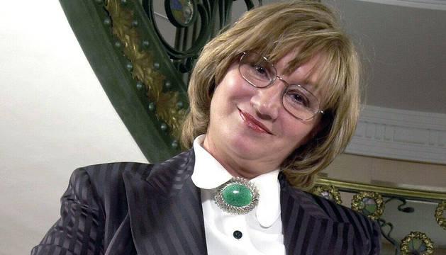La actriz y dramaturga Ana Diosdado en una imagen de 2001.