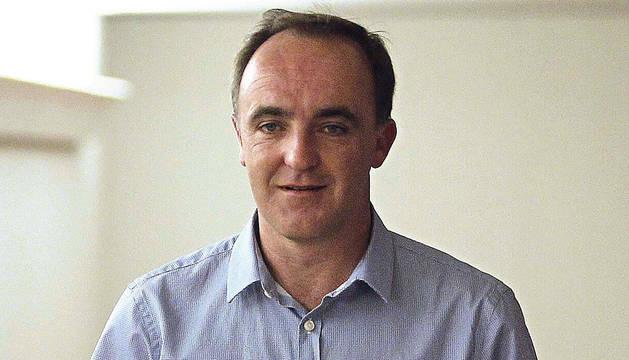 Javier Esparza.