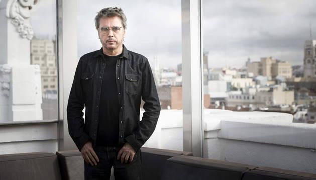 El músico francés Jean Michel Jarre.