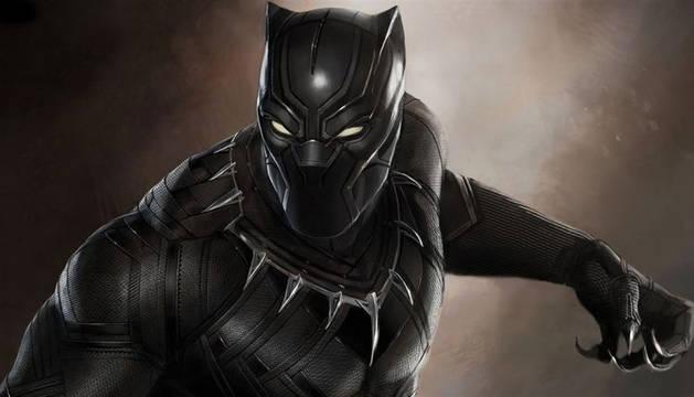 'Pantera Negra', prevista para 2018.