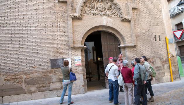 Las excavaciones de San Nicolás abren sus puerta a los visitantes