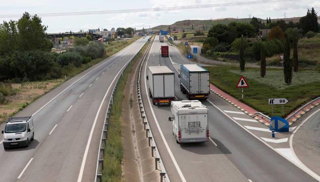 A concurso la mejora de siete kilómetros de firme de la autovía A-68