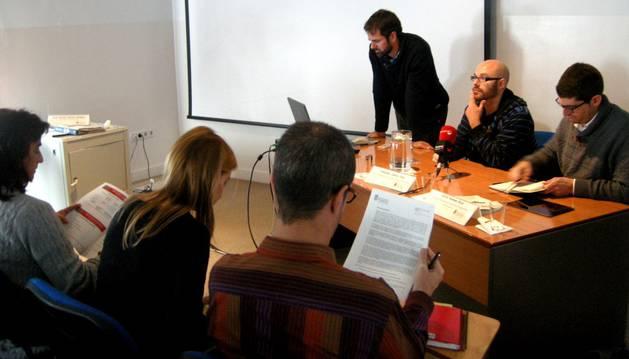 Reunión del Observatorio de la Bicicleta con municipios y asociaciones de la Comarca.