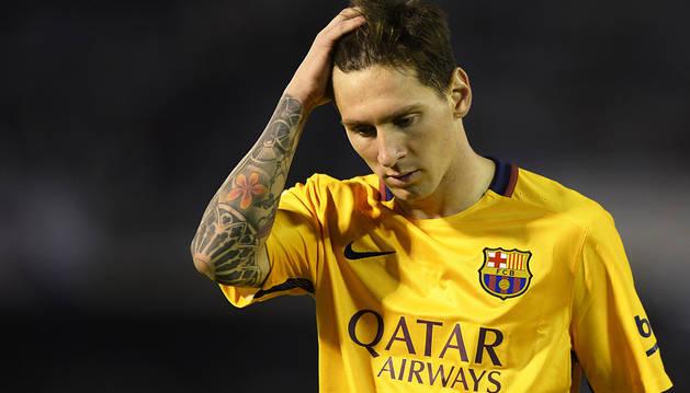 Messi afirma que la Abogacía del Estado contradice a la Fiscalía