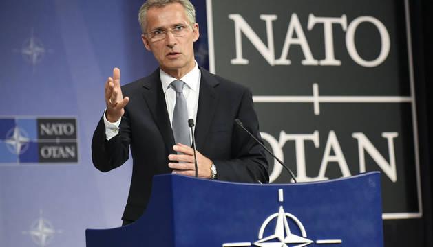 La OTAN, lista para enviar soldados a Turquía