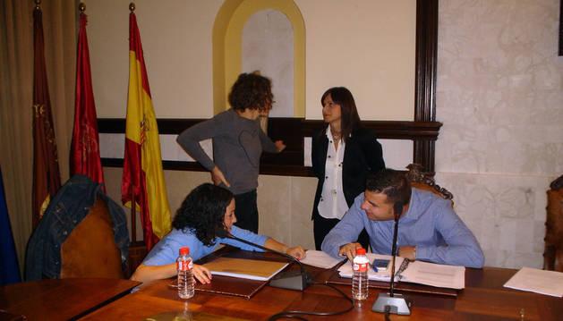 Cintruénigo pide al Gobierno foral que no se discrimine a la Ribera
