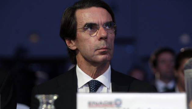 AZNAR ABOGA POR LIBERTAD E INDEPENDENCIA JUDICIAL PARA EL ESTADO DE DERECHO