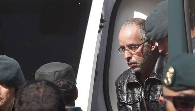 El presunto autor del asesinato de Eva Blanco en Algete.