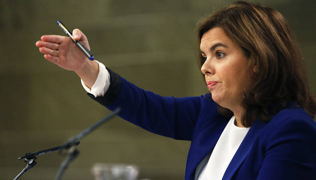 El Gobierno insta a Mas a reflexionar para no ser rehén de una minoría