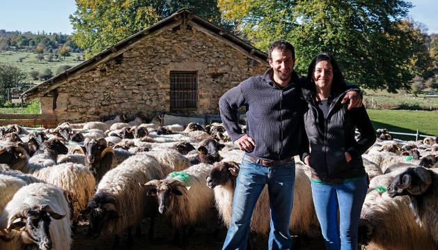El oficio de pastor se renueva en Améscoa