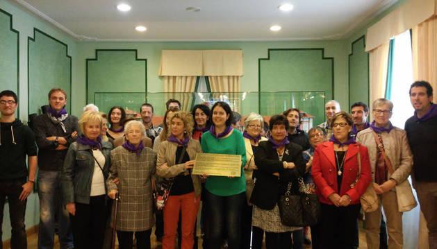 Villava reconoce a las primeras emprendedoras