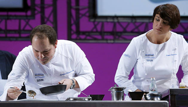 Los nuevos maridajes aterrizan en la alta cocina española