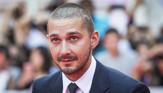 Detenido el actor Shia LaBeouf por conducir ebrio