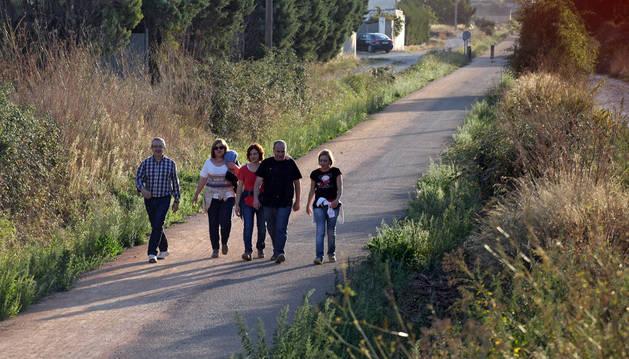 El mantenimiento de la Vía Verde del Tarazonica costará 127.050 €