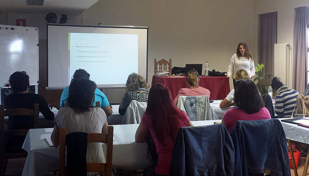 Cruz Roja forma a 15 mujeres en paro en un taller de empleo