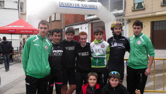 Íñigo Astarriaga gana la 2ª prueba del Open Diario de Navarra