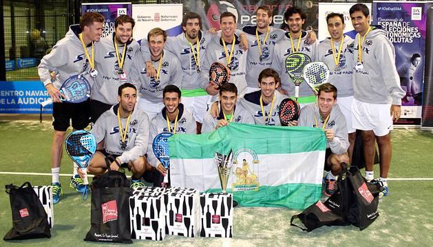 Campeonato de selecciones autonómicas de pádel (I)