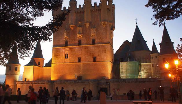 La torre de Juan II tendrá nueva cara en el Alcázar de Segovia
