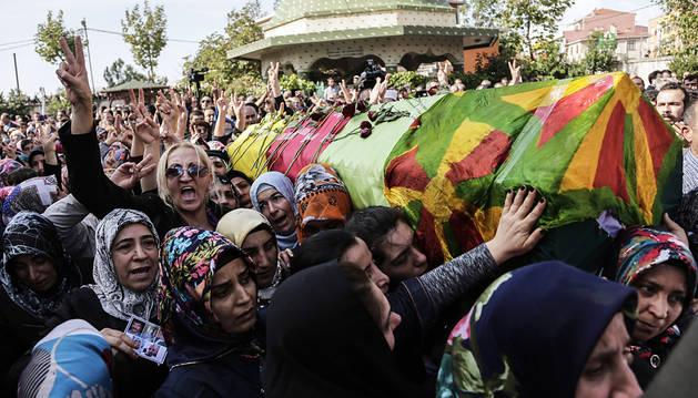 Turquía apunta al EI como responsable de la matanza de Ankara