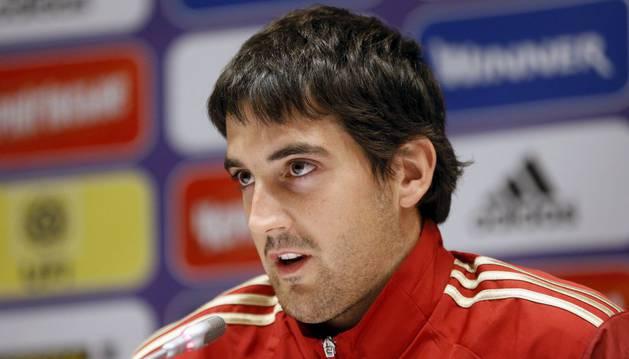 Mikel San José.