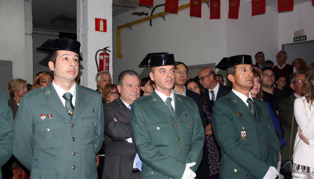 Julio Cristóbal Litago, Jorge Tonzón Soto, y José Luis Franco Ramos.