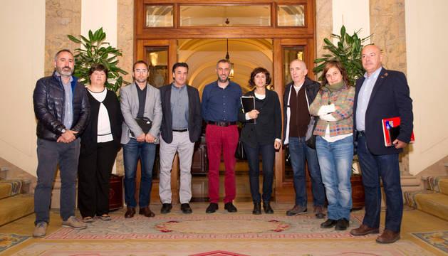 El Ayuntamiento de Pamplona ha presentado este proyecto a siete asociaciones y entidades.