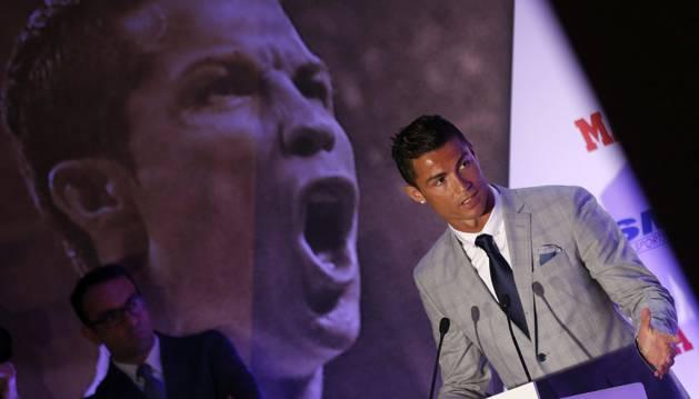 Cristiano Ronaldo, el mejor pagado.
