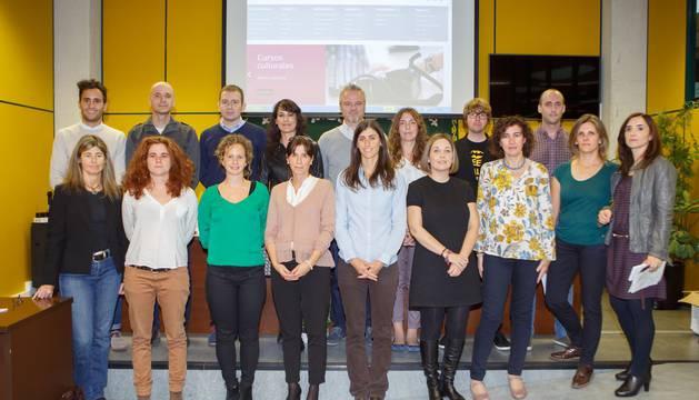 Participantes en la jornada organizada por LUCE