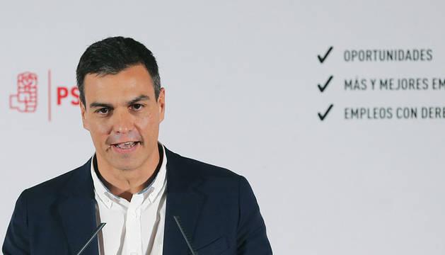 El PSOE derogará parte de la reforma laboral si llega a La Moncloa