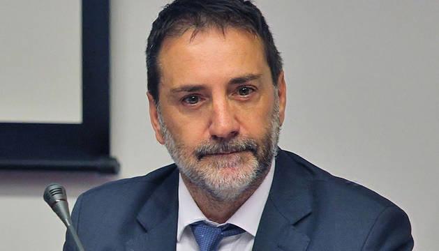 Helio Robleda, presidente de Comptos.