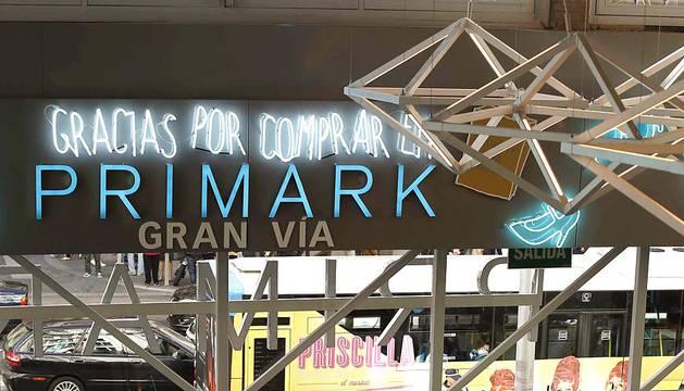 Primark abre la tienda de moda más grande del país