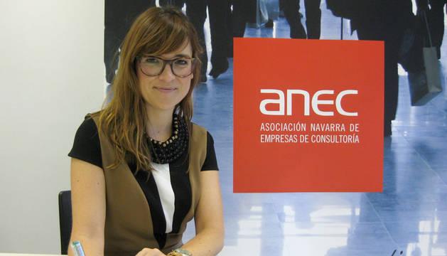 Patricia López, gerente de ANEC