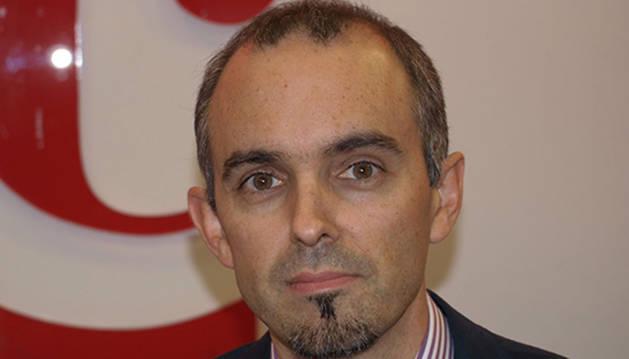Fernando San Miguel, responsable de Estudios Económicos de Cámara Navarra
