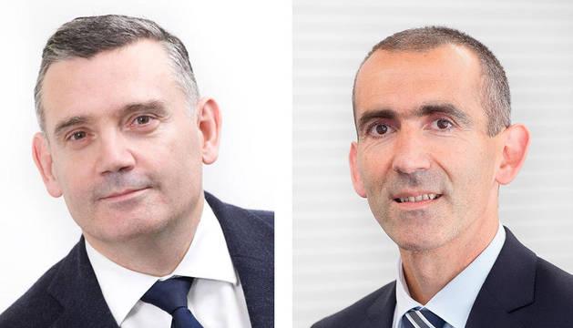 Juan Goñi y José Luis Pellejero, nuevos nombramientos en Cinfa-Infarco