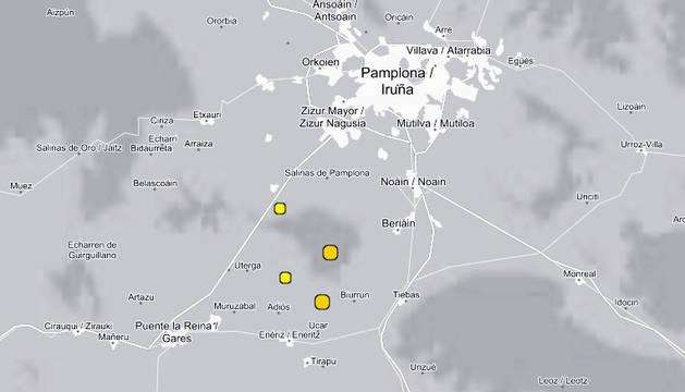 Un terremoto de 3 grados sacude los sueños de los vecinos de Biurrun